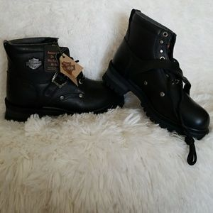 💖NEW NEVER WORN HARLEY BOOTS💖